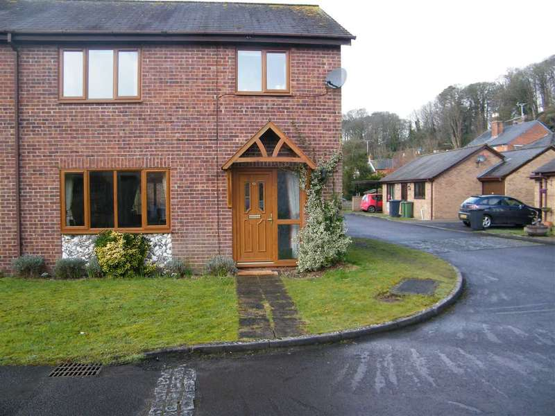 3 Bedrooms Semi Detached House for sale in Pound Meadow, Whitchurch