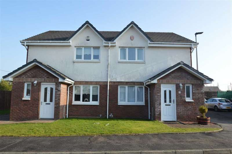 3 Bedrooms Semi Detached House for sale in Anford Gardens, Blantyre