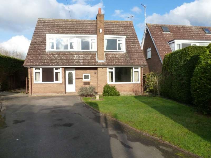 3 Bedrooms Detached House for sale in Gaydon, Near Leamington Spa and Warwick, CV35