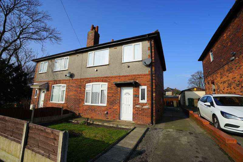 3 Bedrooms Semi Detached House for sale in Station Road, Blackrod