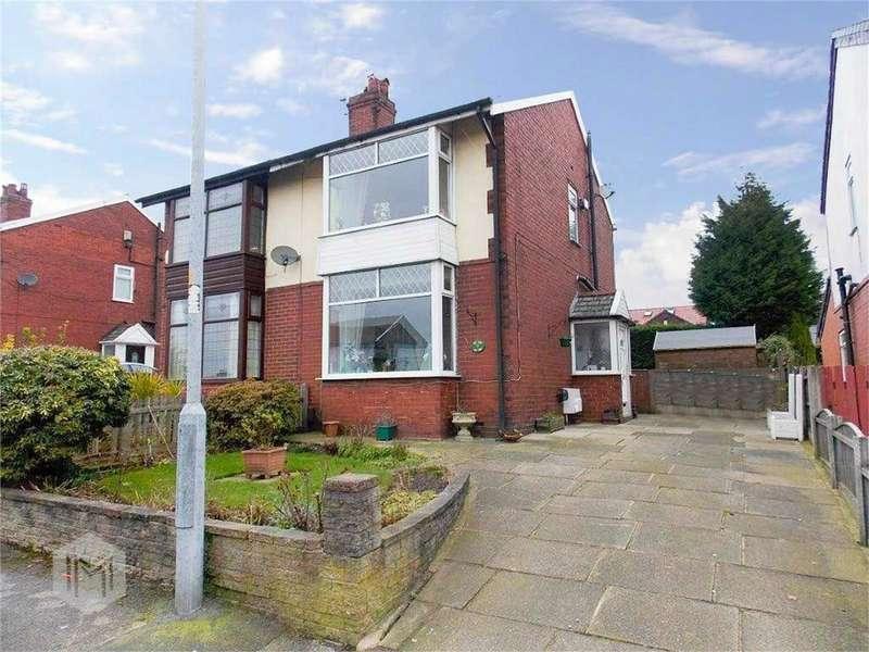 2 Bedrooms Semi Detached House for sale in Fairmount Avenue, Breightmet, Bolton, Lancashire