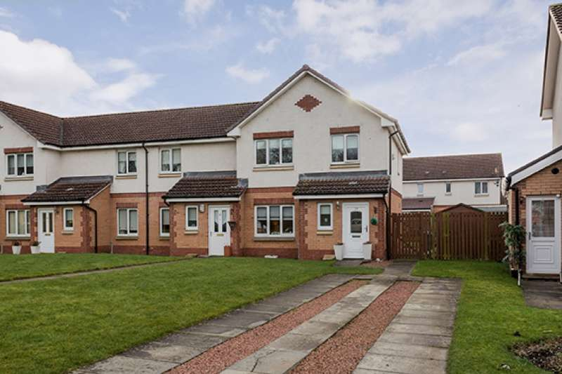 3 Bedrooms End Of Terrace House for sale in Ledvinka Crescent, Hamilton, South Lanarkshire, ML3 0NY