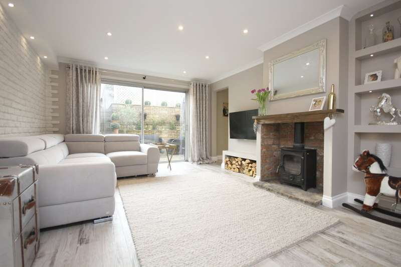 2 Bedrooms Terraced House for sale in Crisp Road, Henley-On-Thames, RG9