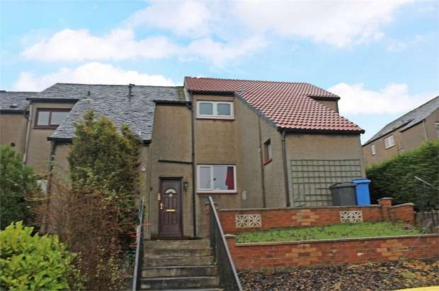 2 Bedrooms Terraced House for sale in Broad Street, Cowdenbeath, Fife