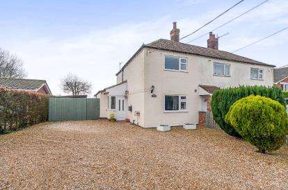 2 Bedrooms End Of Terrace House for sale in West Fen, Stickney, Boston, Lincolnshire