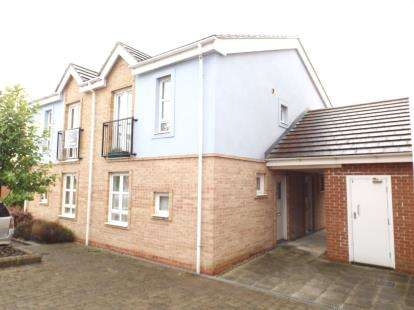 1 Bedroom Flat for sale in Pitcairn Avenue, Lincoln, Lincolnshire