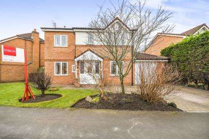 4 Bedrooms Detached House for sale in Ridgeway, Lowton, Warrington, Greater Manchester