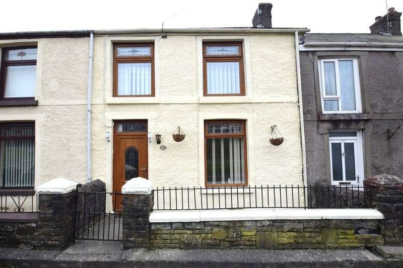 3 Bedrooms Terraced House for sale in 131 Bryn Road, Brynmenyn, Bridgend, Bridgend County Borough, CF32 9LU.