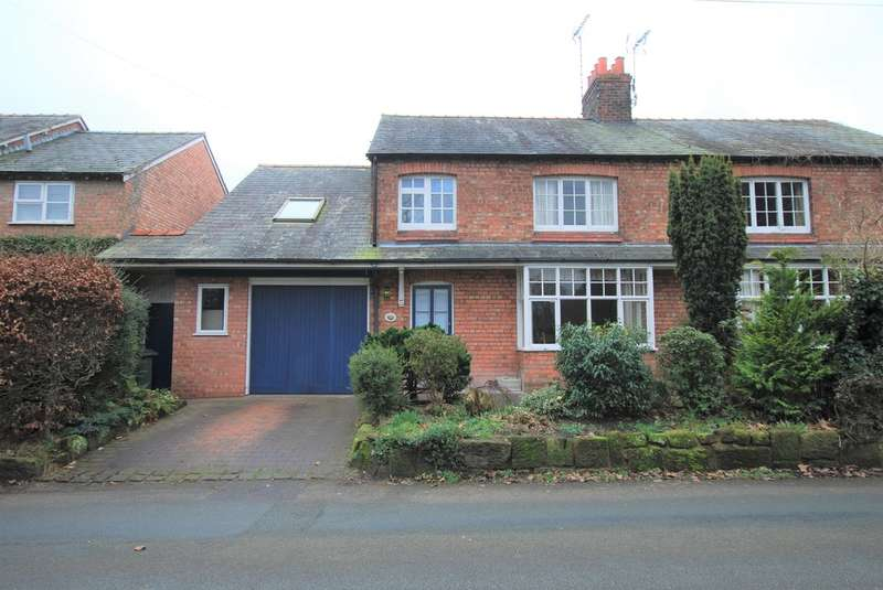4 Bedrooms Semi Detached House for sale in Quarry Lane, Christleton, Chester