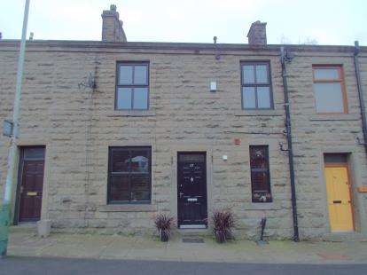 4 Bedrooms Terraced House for sale in Blackburn Road, Edenfield, Ramsbottom, Bury, BL0