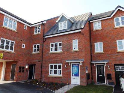 4 Bedrooms Terraced House for sale in Fieldfare Close, Heysham, Lancashire, United Kingdom, LA3