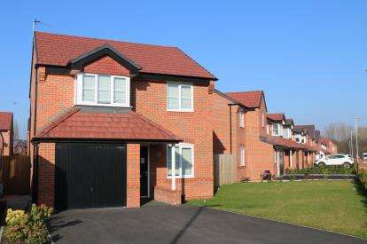 3 Bedrooms Detached House for sale in Gormley Drive, St. Helens, Merseyside, WA10
