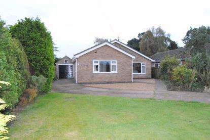 3 Bedrooms Bungalow for sale in Walpole St. Peter, Wisbech