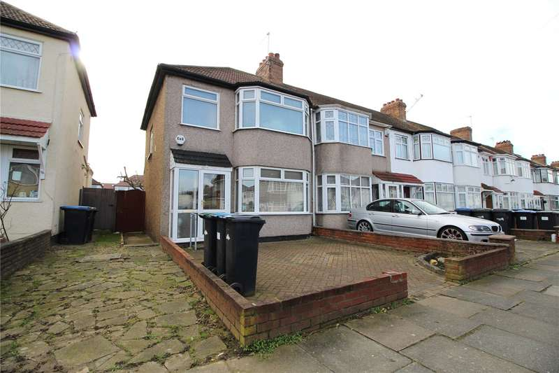 3 Bedrooms End Of Terrace House for sale in Pembroke Road, Palmers Green, N13