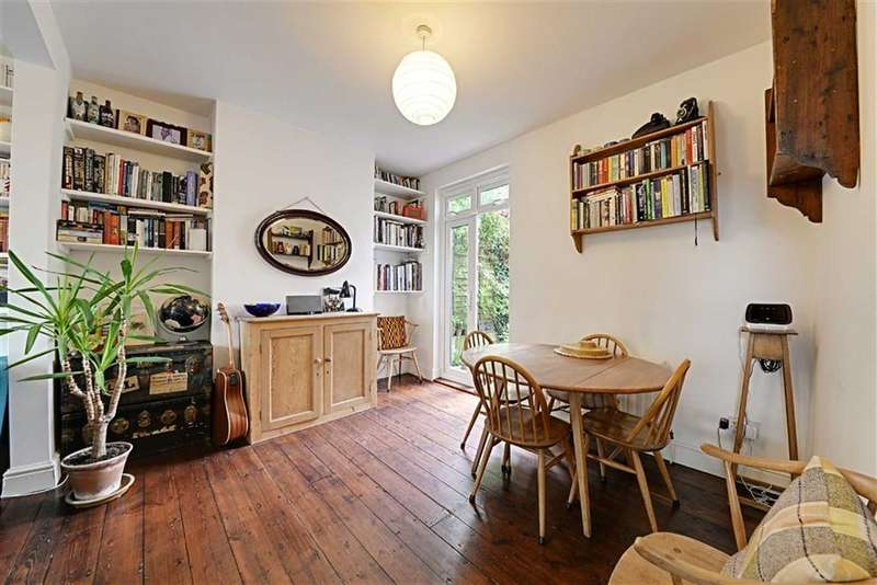 2 Bedrooms Property for sale in Long Lane, East Finchley, London, N2