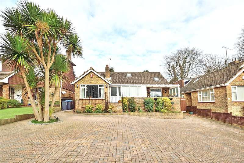 5 Bedrooms Detached House for sale in Manor Road, North Lancing, West Sussex, BN15