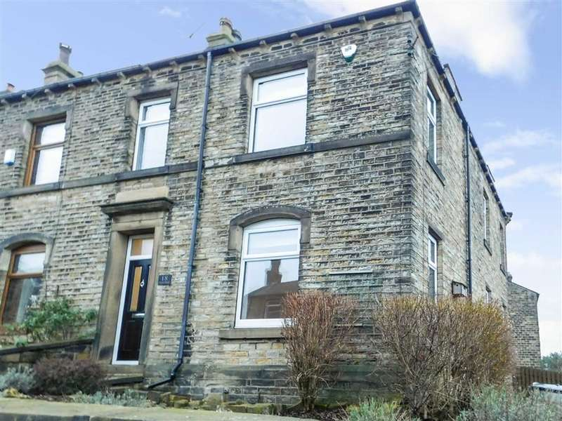 3 Bedrooms Property for sale in 18, Knowl Road, Golcar, Huddersfield