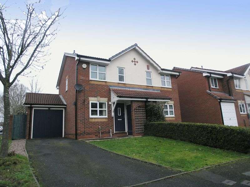 2 Bedrooms Semi Detached House for sale in BRIERLEY HILL, Brockmoor, Hulland Place