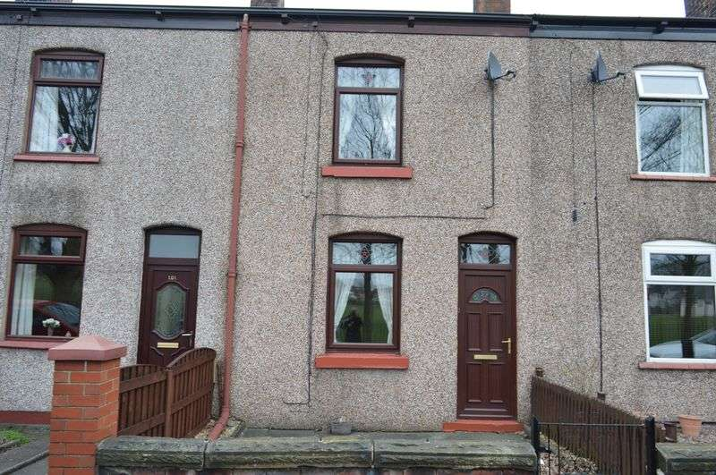 3 Bedrooms Terraced House for sale in Legh Street, Golborne, WA3 3NY