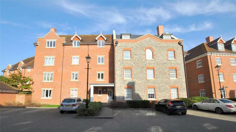 2 Bedrooms Apartment Flat for sale in St. Agnes Place, Chichester, West Sussex, PO19