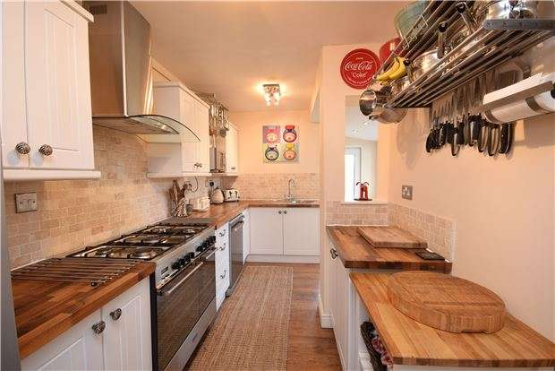 3 Bedrooms Terraced House for sale in Duncombe Lane, BRISTOL, BS15 1NS