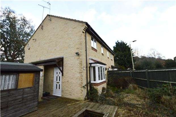 1 Bedroom Terraced House for sale in Pheasant Mead, Stonehouse, Gloucestershire, GL10 2EQ