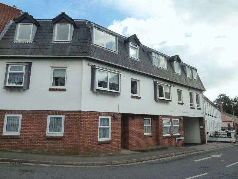 1 Bedroom Retirement Property for sale in Brooklands, Dawlish