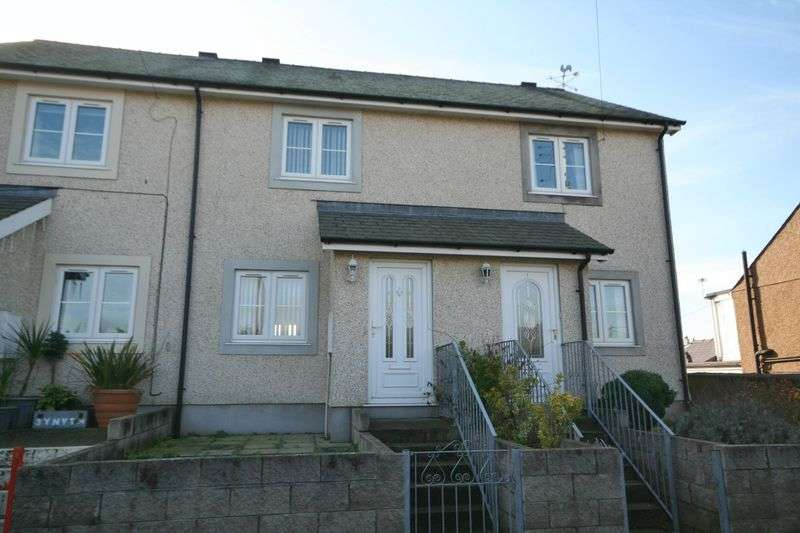 2 Bedrooms Terraced House for sale in Valley, Anglesey
