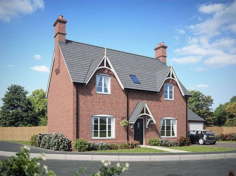 3 Bedrooms Detached House for sale in Storkit Lane, Wymeswold