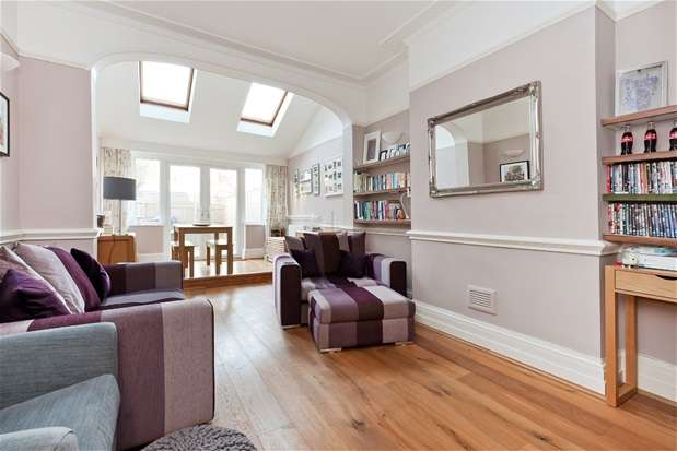 2 Bedrooms Flat for sale in Canterbury Grove, London