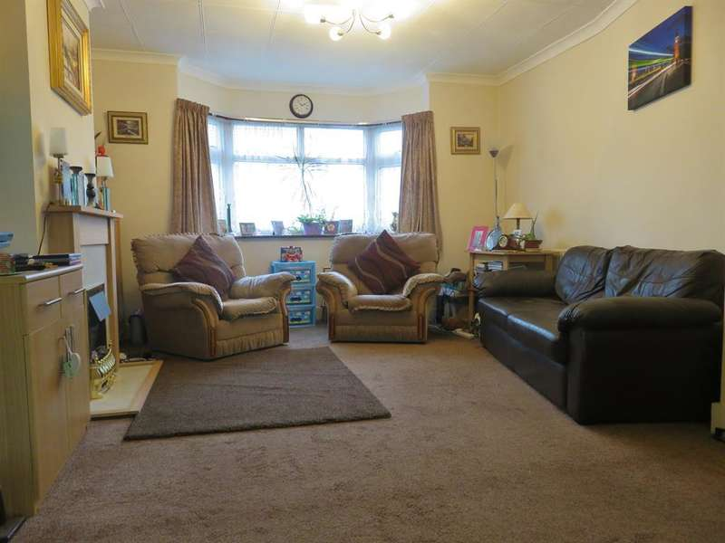 3 Bedrooms Semi Detached House for sale in Hazledene Road, Welling, Kent, DA16 1NS