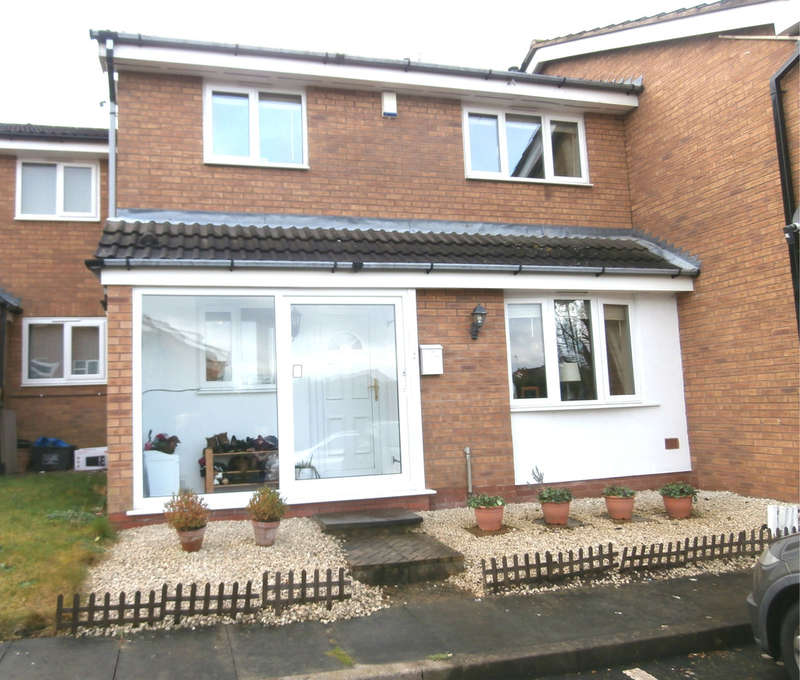 2 Bedrooms End Of Terrace House for sale in Evergreen Close, Coseley