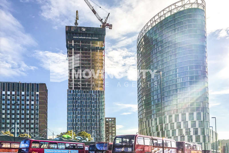 2 Bedrooms Flat for sale in Stratosphere, The Broadway, Stratford