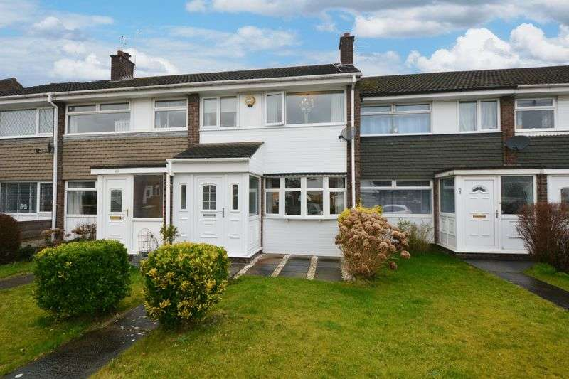 3 Bedrooms Terraced House for sale in Portrush Road, Peel Estate, Manchester