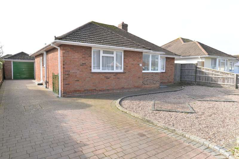 2 Bedrooms Detached House for sale in Heathy Close, Barton On Sea