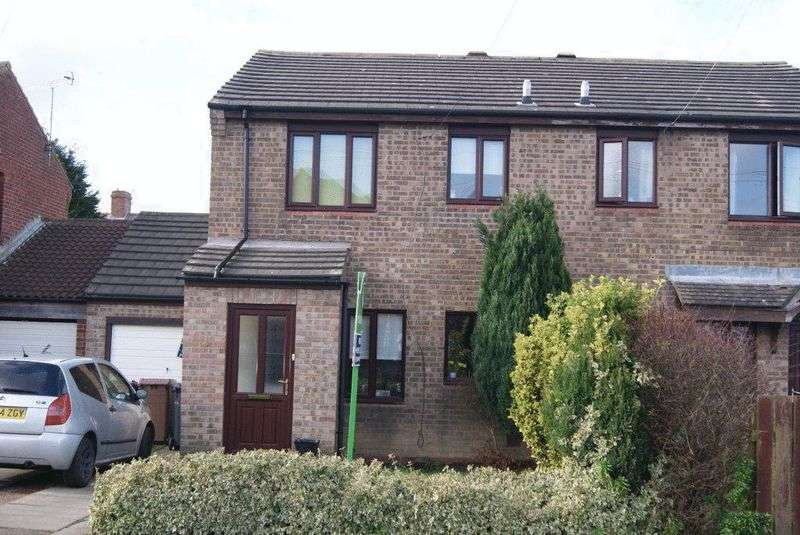 3 Bedrooms Semi Detached House for sale in Reed Avenue, Camperdown, Newcastle Upon Tyne