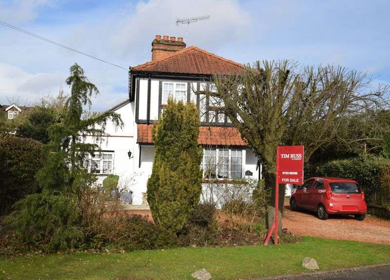 3 Bedrooms Detached House for sale in Hill Rise, Chalfont St Peter