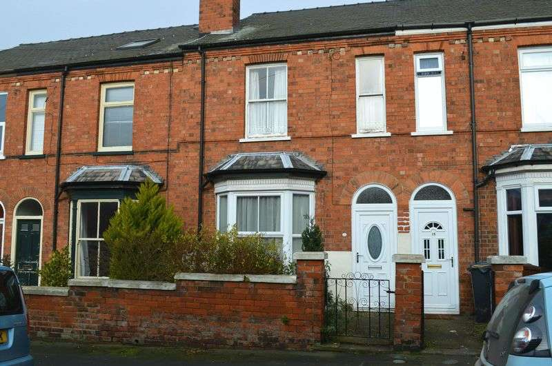 3 Bedrooms House for sale in Tennyson Street, Lincoln
