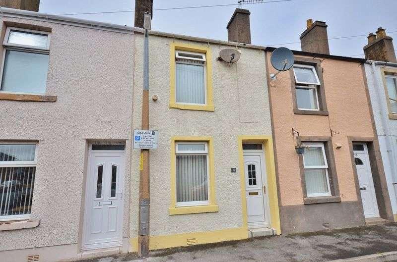 2 Bedrooms Terraced House for sale in Cadman Street, Workington