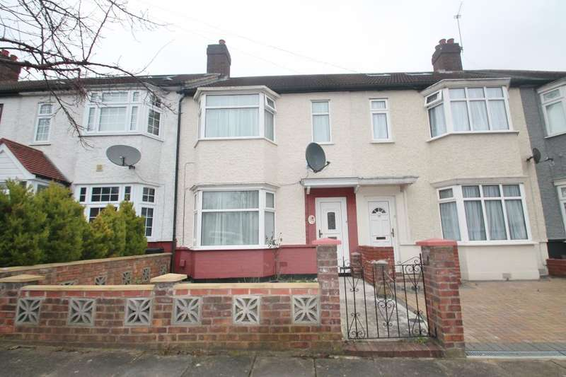 3 Bedrooms Terraced House for sale in SHERWOOD ROAD, BARKINGSIDE