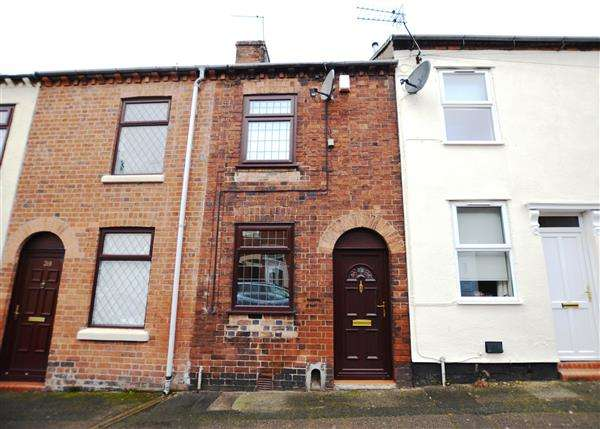 2 Bedrooms Terraced House for sale in Elliot Street, Newcastle, Newcastle