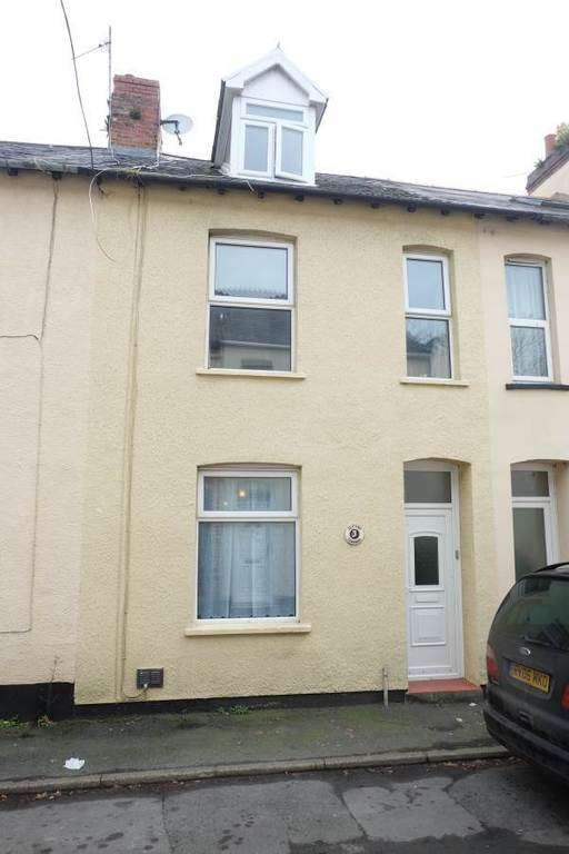 2 Bedrooms Town House for sale in Clifton Terrace, Barnstaple
