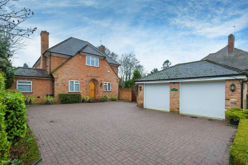 4 Bedrooms Detached House for sale in Layters Way, Gerrards Cross, Buckinghamshire
