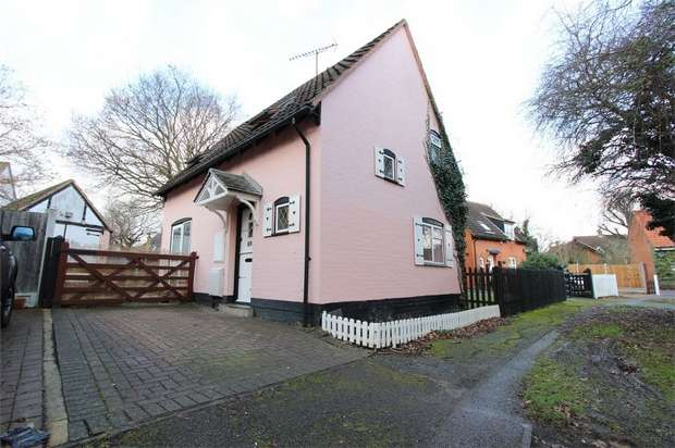 2 Bedrooms Detached House for sale in Bridgecote Lane, Noak Bridge, Essex