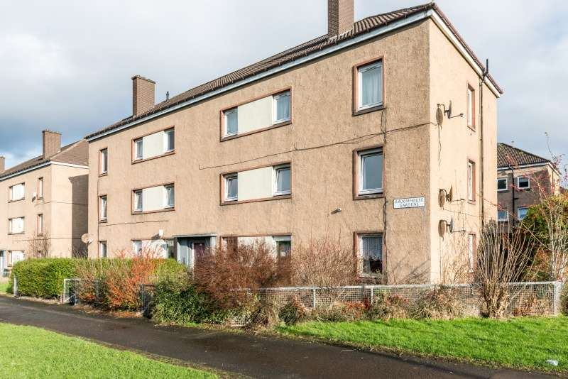 2 Bedrooms Flat for sale in Broomhouse Gardens, Edinburgh, EH11 3SL