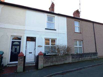 2 Bedrooms Terraced House for sale in Peniel Street, Deganwy, Conwy, North Wales, LL31
