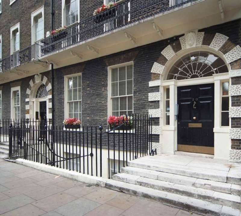 Serviced Office Commercial for rent in Bedford Square, Bloomsbury WC1B