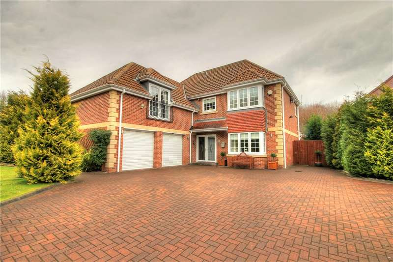 4 Bedrooms Detached House for sale in River View, Fatfield, Washington, NE38