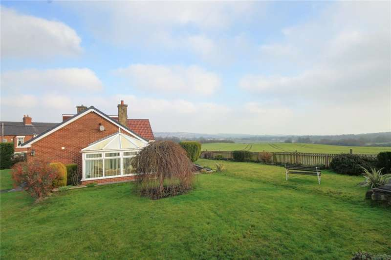 4 Bedrooms Detached Bungalow for sale in Old South Moor, Stanley, Durham, DH9