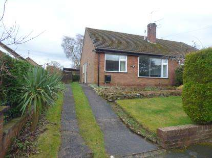 3 Bedrooms Bungalow for sale in Brookside Avenue, Sutton, Macclesfield, Cheshire